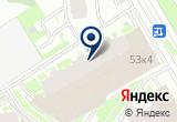 «Юбилейный-1» на Яндекс карте Санкт-Петербурга