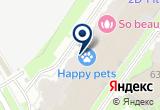 «Чара Плюс» на Яндекс карте Санкт-Петербурга