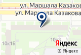 «Магазин товаров для дома и дачи, ИП Богомазов А.В.» на Яндекс карте Санкт-Петербурга
