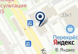 «Элика» на Яндекс карте Санкт-Петербурга