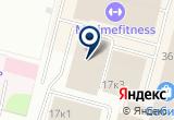 «Бистро Лето» на Яндекс карте Санкт-Петербурга