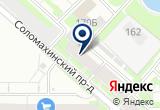 «Аква Лайф» на Яндекс карте Санкт-Петербурга