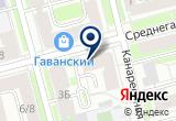 «ЭЛОЙ ООО» на Яндекс карте Санкт-Петербурга