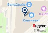 «Эвотрейд» на Яндекс карте Санкт-Петербурга