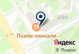 «Центр продаж постельного белья» на Яндекс карте Санкт-Петербурга