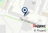 «Терем-Нева» на Яндекс карте Санкт-Петербурга