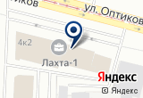«РосГид» на Яндекс карте Санкт-Петербурга