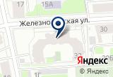 «Триумф СПБ» на Яндекс карте Санкт-Петербурга