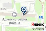 «ПЕТЕРБУРГКОМСТАТА ОТДЕЛ СТАТИСТИКИ ПО ПРИМОРСКОМУ РАЙОНУ» на Яндекс карте Санкт-Петербурга
