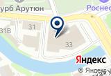 «Фронтон +, ООО» на Яндекс карте Санкт-Петербурга