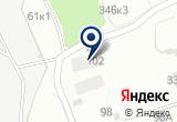 «ЭКО-АТОМ» на Яндекс карте Санкт-Петербурга
