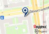 «У Петровича» на Яндекс карте Санкт-Петербурга