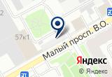 «ЭЛЛ ЗАО» на Яндекс карте Санкт-Петербурга