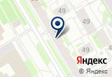 «ЭСТАМП» на Яндекс карте Санкт-Петербурга