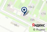«ПеннрамИнвестГрупп» на Яндекс карте Санкт-Петербурга