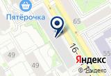 «ЭСКАЛАТОР НПФ ЗАО» на Яндекс карте Санкт-Петербурга