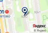 «Рюмочная №7» на Яндекс карте Санкт-Петербурга