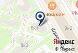 «ЧОП Округ» на Яндекс карте Санкт-Петербурга