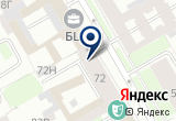«ПРОМ-ГАЗ» на Яндекс карте Санкт-Петербурга