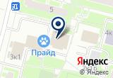 «Торговый дом «Ресурс»» на Яндекс карте Санкт-Петербурга