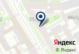 «ПЕК-ИНВЕСТ, ООО» на Яндекс карте Санкт-Петербурга