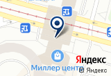 «ФаNеRA» на Яндекс карте Санкт-Петербурга