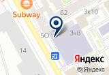 «Технические комплексы» на Яндекс карте Санкт-Петербурга