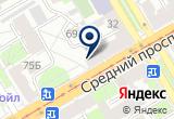 «ЭНЕРГОТЕХ АОЗТ» на Яндекс карте Санкт-Петербурга