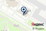 «ХимТоргПроект» на Яндекс карте Санкт-Петербурга