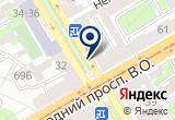 «ЮПИТЕР НПФ ЗАО» на Яндекс карте Санкт-Петербурга