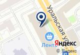 «Строй Комплект» на Яндекс карте Санкт-Петербурга