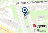 «СТРИНГЕР ЗАО» на Яндекс карте Санкт-Петербурга