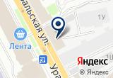 «РемДорТехнология» на Яндекс карте Санкт-Петербурга