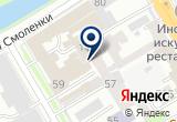 «Евро ПЭС, ООО, проектная фирма» на Яндекс карте