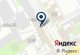 «Российский институт мощного радиостроения, ОАО» на Яндекс карте Санкт-Петербурга