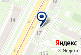 «ТриШ» на Яндекс карте Санкт-Петербурга