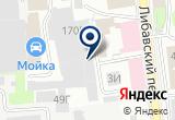 «НПТ» на Яндекс карте Санкт-Петербурга