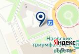 «ПИКОВАЯ ДАМА ЗАО СТЭК» на Яндекс карте Санкт-Петербурга