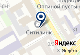 «ФИОРД» на Яндекс карте Санкт-Петербурга