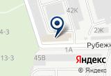 «Nevatent» на Яндекс карте Санкт-Петербурга