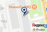 «ПЕТРОБРАС» на Яндекс карте Санкт-Петербурга