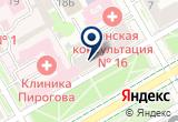 «ИП Захарова Олеся Александровна» на Яндекс карте Санкт-Петербурга