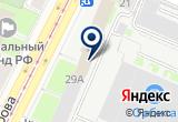 «БЕЛМЕТ ЗАПАД, ООО» на Яндекс карте Санкт-Петербурга