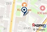 «Турмир» на Яндекс карте Санкт-Петербурга