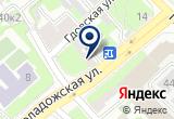 «Интерьерный салон Артель» на Яндекс карте Санкт-Петербурга