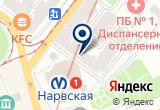 «Рюмочная «Погребок»» на Яндекс карте Санкт-Петербурга
