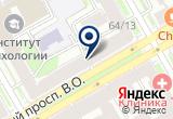 «Приоритет, ООО» на Яндекс карте Санкт-Петербурга