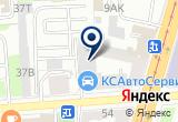 «Цех №7» на Яндекс карте Санкт-Петербурга