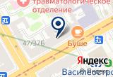 «СОКОЛ ООО БЛИННАЯ № 1» на Яндекс карте Санкт-Петербурга