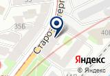 «Фирма АРБИ» на Яндекс карте Санкт-Петербурга